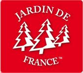 jardin de france, logo